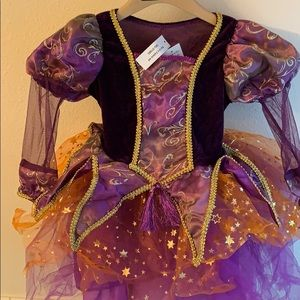 3T NWT GOOD WITCH COSTUME. 🧹 🎃 💃